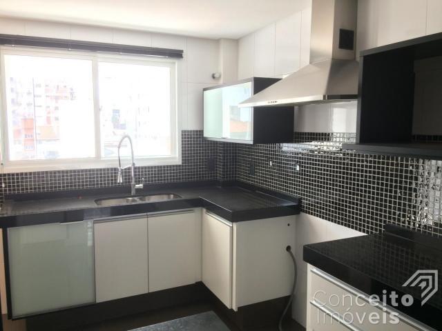 Apartamento à venda com 2 dormitórios em Estrela, Ponta grossa cod:392631.001 - Foto 4