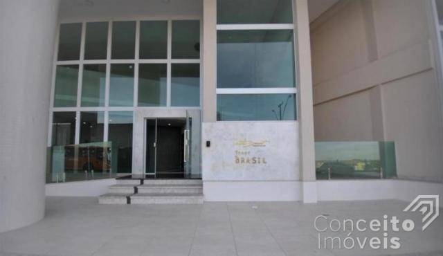 Apartamento para alugar com 3 dormitórios em Centro, Ponta grossa cod:392517.001