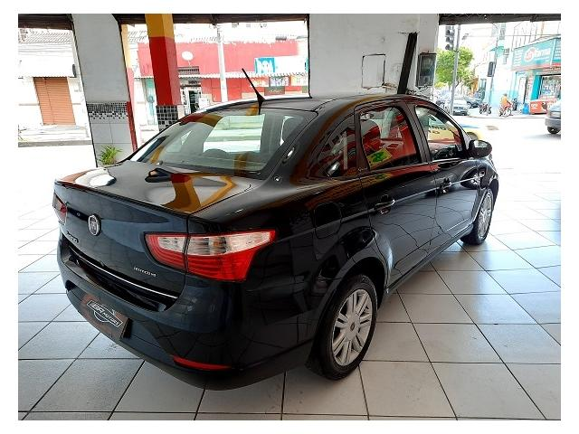 Fiat Grand siena 1.4 mpi 8v tetrafuel 4p manual - Foto 6