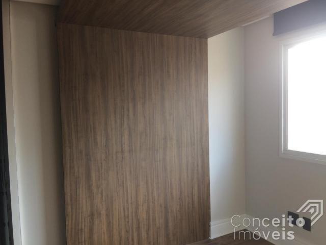 Apartamento à venda com 2 dormitórios em Estrela, Ponta grossa cod:392631.001 - Foto 15