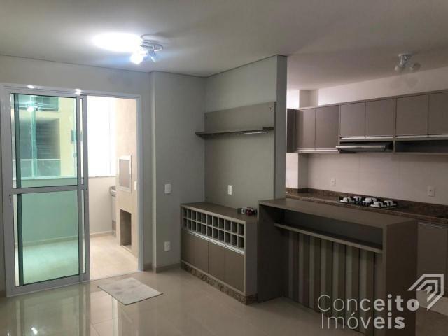 Apartamento à venda com 2 dormitórios em Centro, Ponta grossa cod:392666.001 - Foto 9