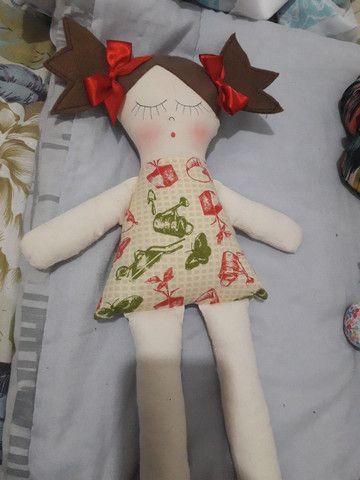 Bonecas de Pano - novas - Foto 3