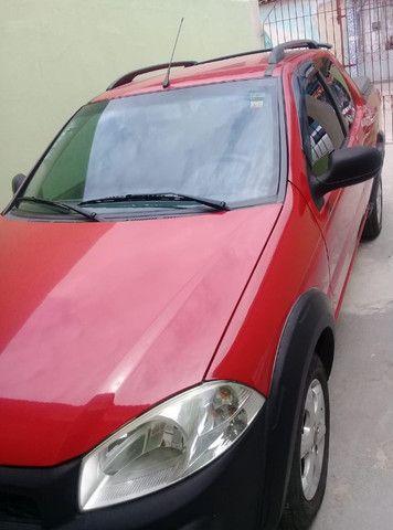Vendo Fiat Strada Working 13/14 Completa - Foto 3