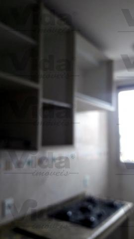 Apartamento para alugar com 2 dormitórios em Cidade das flores, Osasco cod:34242
