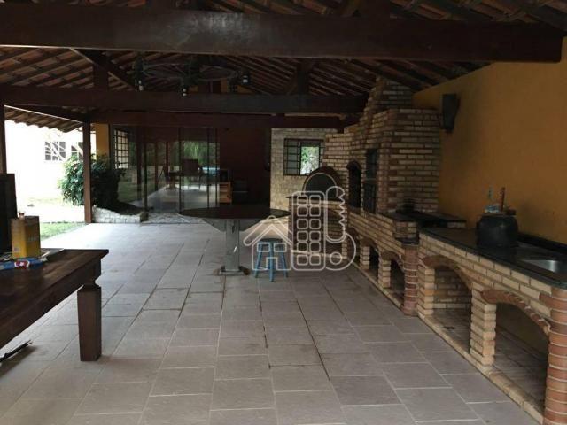 Sítio com 5 dormitórios à venda, 3008 m² por R$ 900.000,00 - Itaocaia Valley (Itaipuaçu) - - Foto 4