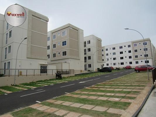 Aluga-se apartamento novo - Condomínio Gran América - Foto 13