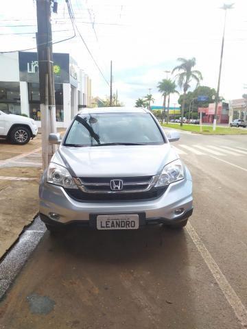CRV 2010/2010 2.0 LX 4X2 16V GASOLINA 4P AUTOMÁTICO - Foto 3