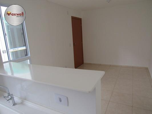 Aluga-se apartamento novo - Condomínio Gran América - Foto 9