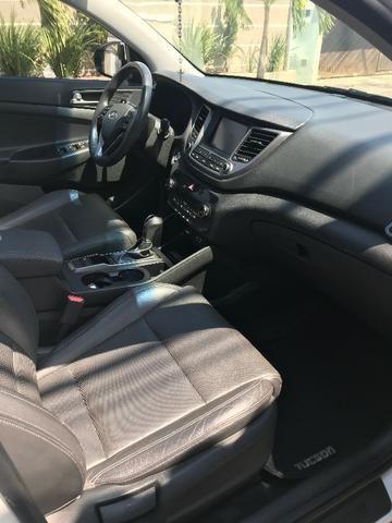 New Tucson Hyundai GLS 1.6 GDI Turbo (Aut) 2018 com IPVA 2020 Pago - Foto 3