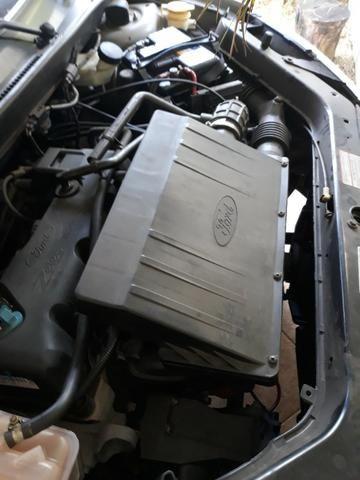 Ford Fiesta Sedan -2006 - otimo - Foto 9