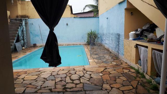 R$250,000 Casa 3qts 1 Suíte, Piscina e Churrasquaira em Itaboraí!! bairro Rio Várzea - Foto 8