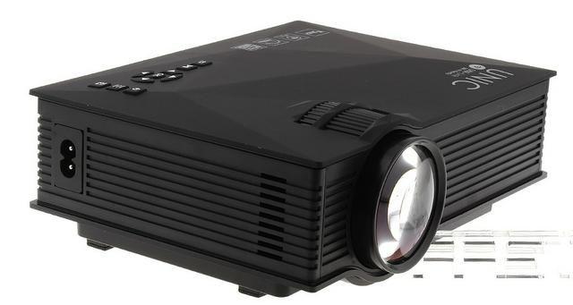 Mini Projetor 1200 lumens - Foto 5