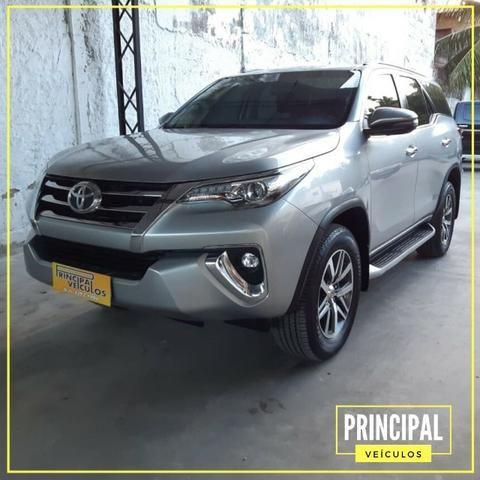 Toyota Hilux SW4 Srx 2018 Completo - Garantia de Fabrica - Foto 2