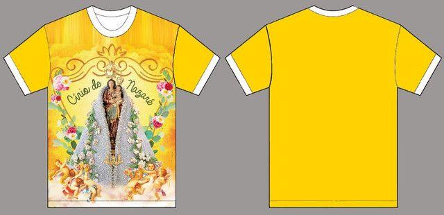 Camisa círio de nazaré 2020 - Foto 2