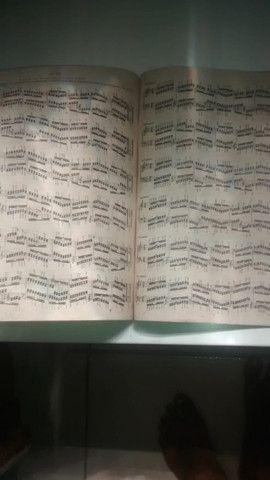 Partituras antigas de piano