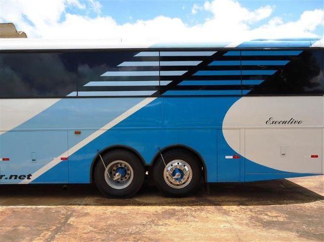 Ônibus Busscar Jum Buss 360 - Volvo B10m 6x2 - Executivo 46 Passageiros - Foto 10