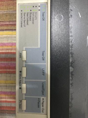 Impressora Matricial Epson Lx+II - Foto 4