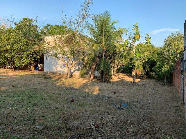 Terreno chácara Ipe com casa inacabada - Foto 8