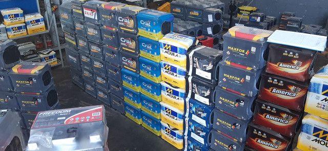 Baterias automotivas pra todas especificações automotivas e na Duracar Baterias - Foto 3