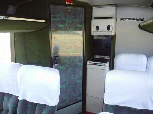 Ônibus Busscar Jum Buss 360 - Volvo B10m 6x2 - Executivo 46 Passageiros - Foto 14