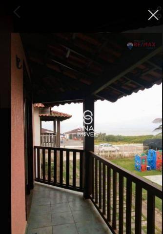 Excelente casa duplex em frente a Praia de Costa Azul - Foto 6