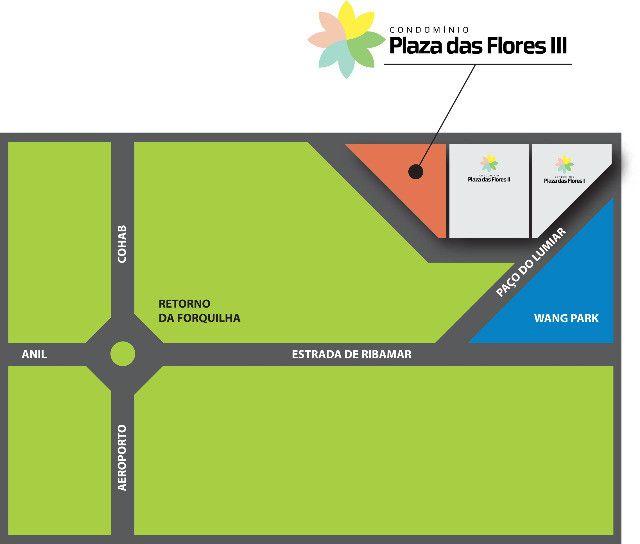 56||Plaza das Flores 3||Apartamentos para entrega em Junho!! - Foto 8