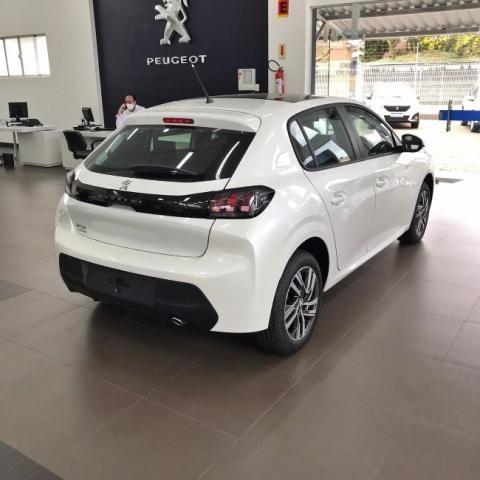 Peugeot 208 NEW ALLURE 1.6 AT 4P - Foto 4