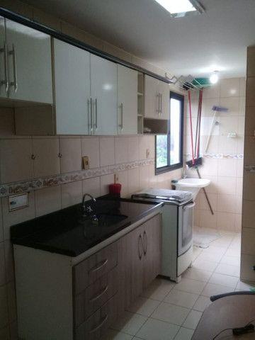 Apartamento de 3 Quarto Semimobiliado - Vieiralves - Foto 12