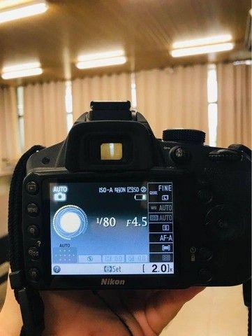Câmera Nikon D3200 DSLR com 24.2 MP - Foto 3