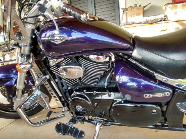 Moto Susuki Boulevard M800 - Foto 5