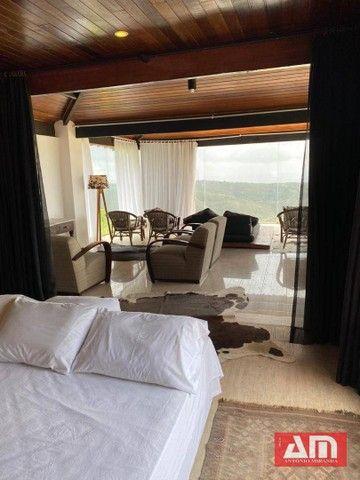 Casa com 5 dormitórios à venda, 390 m² por R$ 1.300.000,00 - Alpes Suiços - Gravatá/PE - Foto 16