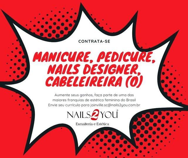 Contrata Manicures e Nails Designer  - Foto 2
