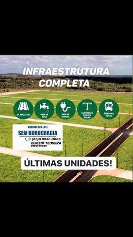 Melhor loteamento da região, com infraestrutura completo! - Foto 7