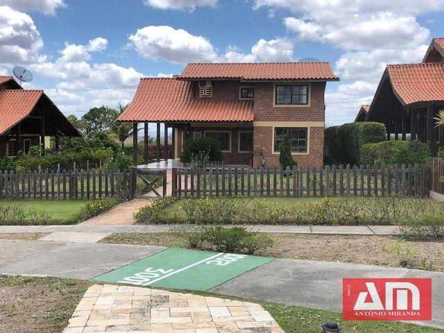 Casa com 6 dormitórios à venda, 350 m² por R$ 550.000,00 - Novo Gravatá - Gravatá/PE - Foto 16