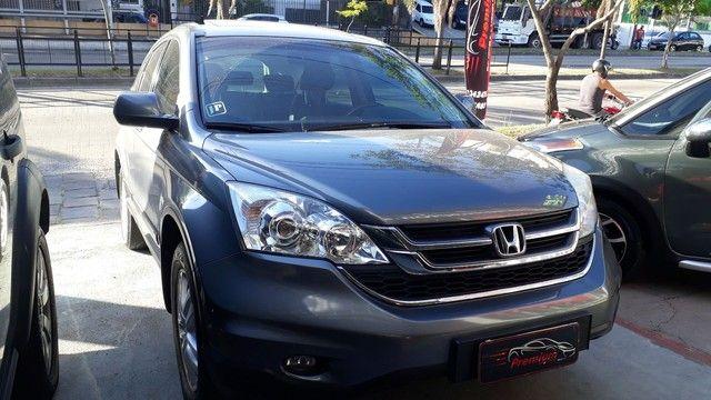 Honda CRV Exl Completa Teto Solar AWD