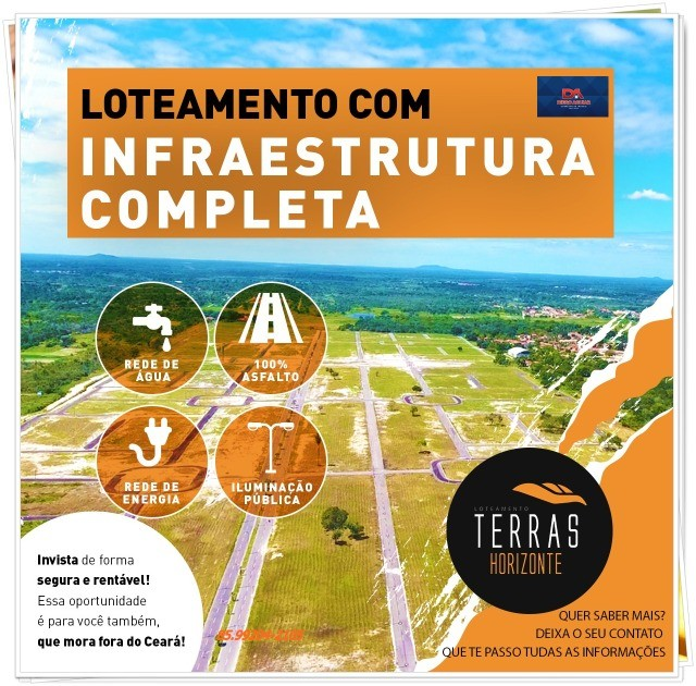 Loteamento Terras Horizonte !%! - Foto 4