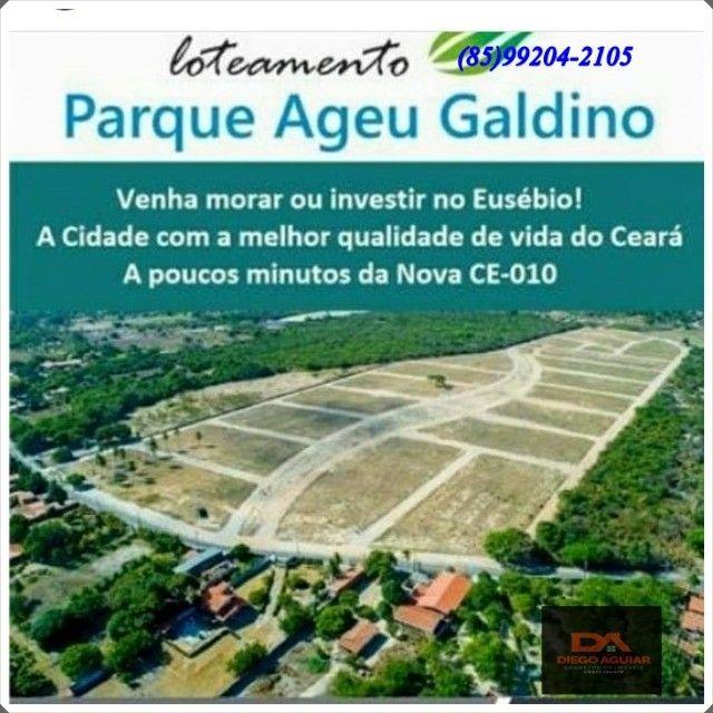 Loteamento Parque Ageu Galdino no Eusébio  - O Melhor Empreendimento Espera Você !!! - Foto 3