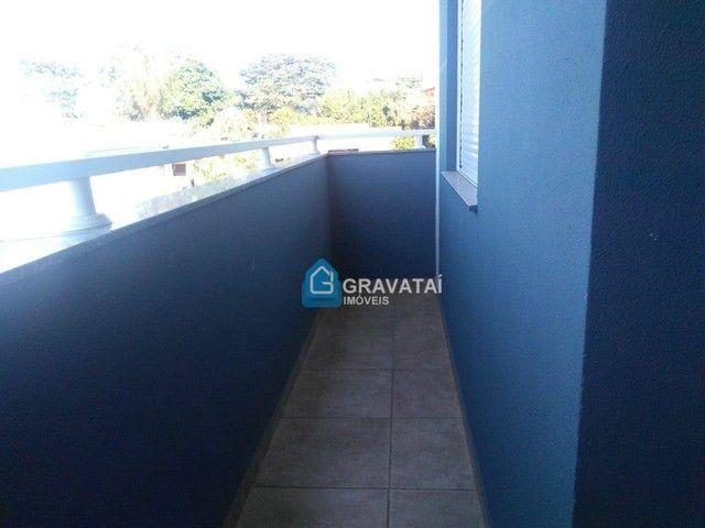 Apartamento com 2 dormitórios para alugar, 62 m² por R$ 1.120,00/mês - Monte Belo - Gravat - Foto 8