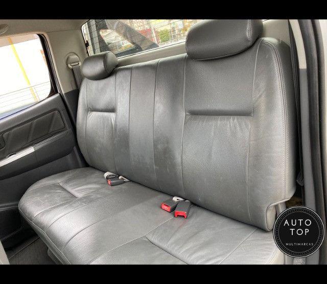Hilux cd SRV 4x4 2.7 flex aut. 2012 *top*imperdível*financio em até 48x - Foto 14