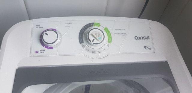 Maquina de Lavar Consul 9kg - semi nova Otimo estado!