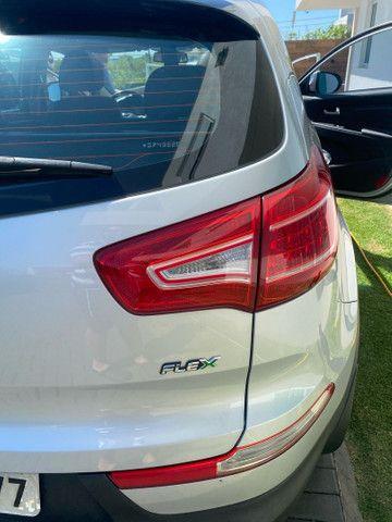 Kia Motors Sportage EX 2.0 16V/ 2.0 16V Flex Aut TOP TETO  - Foto 14