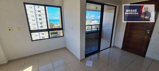 Apartamento em Manaíra João Pessoa a 100 metros do mar. - Foto 17