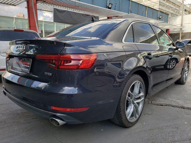 Audi A4 Launch Edition TFSI 2.0 C/ Teto Impecável - Foto 4