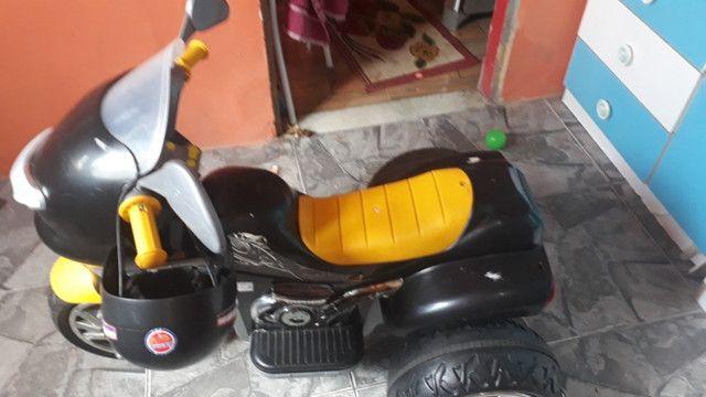 Moto elétrica para criança - Foto 3