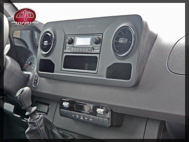 Mercedes Sprinter 516 CDI Chassis Extra Longa 0km com Baú - Foto 15