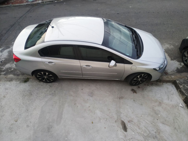 Honda Civic blindado - Foto 4