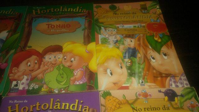 Coleção Hortolândia e 03 Frutolandia - Foto 2