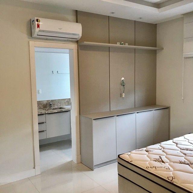Apartamento mobiliado com 4 suítes na Meia Praia Itapema - SC. - Foto 19