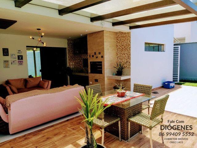 Casa no Terras Alphaville com 251 m2 em Teresina - Foto 14