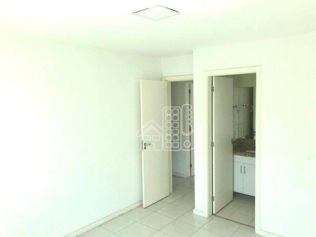 Apartamento com 3 dormitórios à venda, 130 m² por R$ 748.000,00 - Ingá - Niterói/RJ - Foto 8